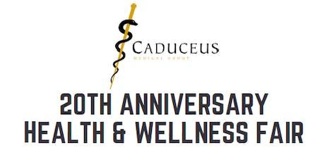Caduceus Medical Group tickets