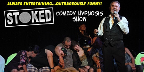 The Stoked Comedy Hypnosis Show tickets