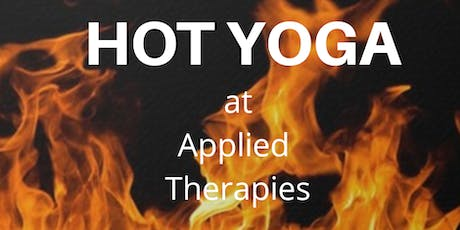 Hot Yoga tickets