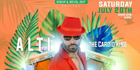 Alti's List - Boston's Latin by the Sea Summer Series - Havana Night Party tickets