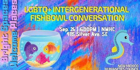 Lgbtq+ Intergenerational Fishbowl Conversation tickets