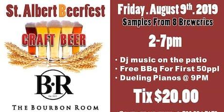 St. Albert Beerfest tickets