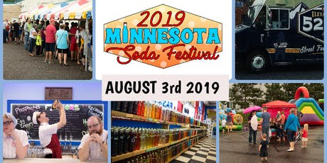 Minnesota Soda Festival tickets