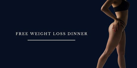 You Deserve It | FREE Weight Loss Dinner Event with Dr. Chris Cox tickets