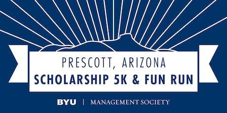 BYUMS Prescott Chapter's Labor Day Scholarship Run tickets