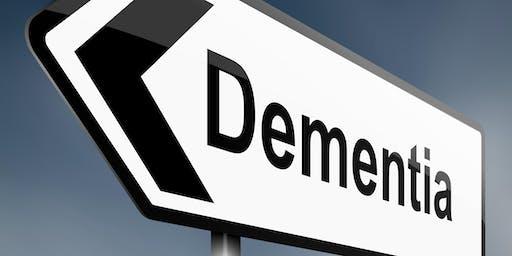 Virtual Dementia Tour® Saturday, September 21, 2019