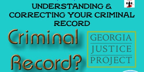 Understanding and Correcting Your Criminal Record tickets