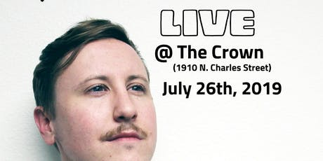 Johnny Pemberton LIVE tickets