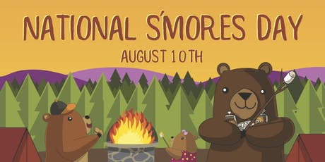 National S'mores Day  tickets
