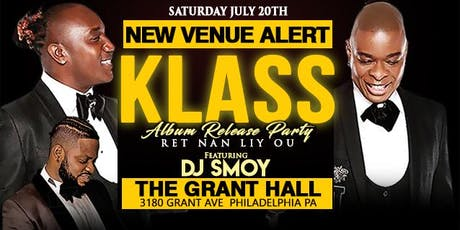 KLASS ALBUM RELEASE PARTY IN PHILLY tickets
