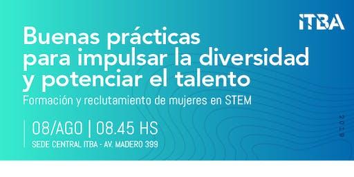 Buenas prácticas para impulsar la diversidad y potenciar el talento