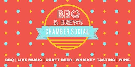 Chamber Social - BBQ & Brews