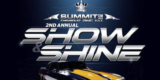Summit GM  Annual Show & Shine