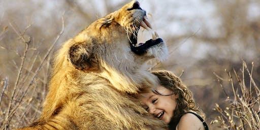 Lion's Heart- A Dad's breathwork program clear stress & open the heart