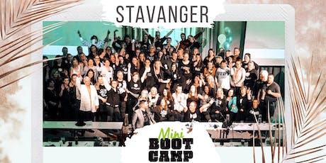 Stavanger Mini Boot Camp tickets