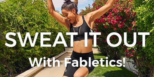 ZUMBA at FABLETICS