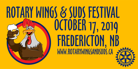 Rotary Wings & Suds tickets
