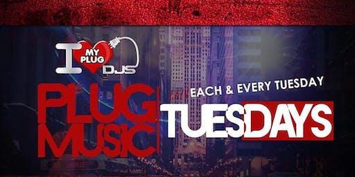 Plug Music Tuesday's