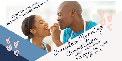 Couples Morning Connection at First Church of God