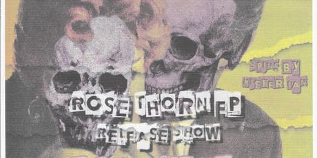Lando Martian : Rose Thorn EP Release Show tickets