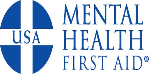 Adult Mental Health First Aid Training (July 29th)