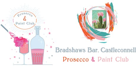 Prosecco & Paint Club  with Fun plus Pizza tickets