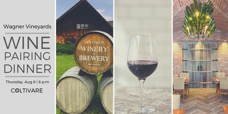 Wagner Vineyards Wine Pairing Dinner tickets