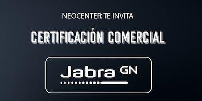Certificación Neocenter Jabra CDMX