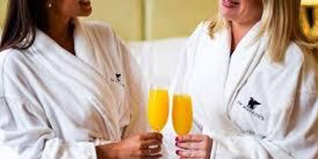 Mimosas and Mini Spa Morning tickets