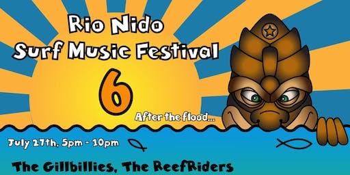 Rio Nido Surf Music Festival