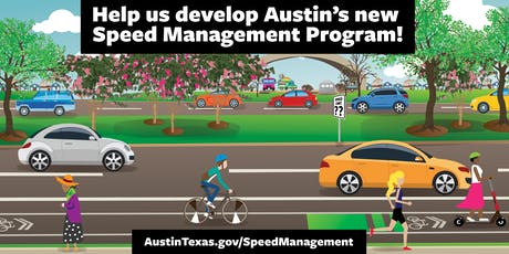 Austin Speed Management Program Open Houses tickets