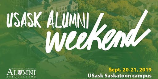 USask Alumni Weekend 2019
