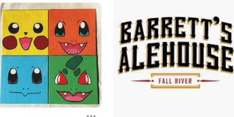 Pokemon Collage Paint Event FALL RIVER  tickets