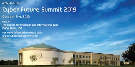 4th Annual Cyber Future Summit 2019 tickets