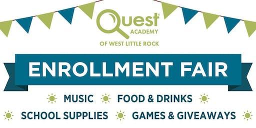Quest Academy West Little Rock Enrollment Fair