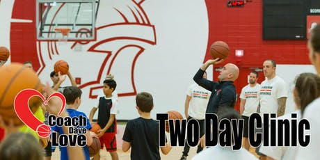 Coach Dave Love Shooting Clinic Two Day Scottsdale - USA tickets