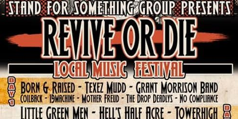 Revive Or Die Local Music Festival
