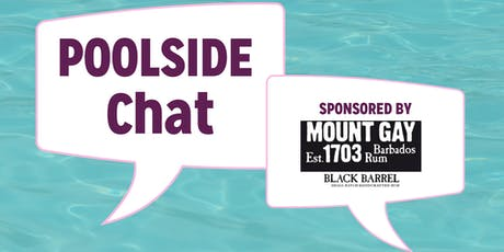 Poolside Chat with Morgan Allen tickets