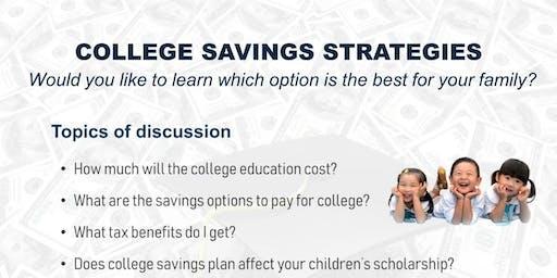 College Savings Strategies