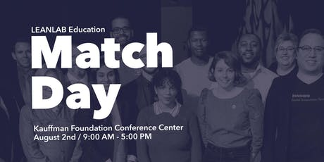 Match Day - LEANLAB Education tickets