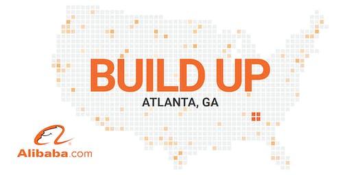 Alibaba.com Build Up Atlanta - Workshop at Small Business Expo
