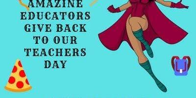Amazine Educators Give Back