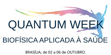 QUANTUM WEEK - 7 EDITION ingressos