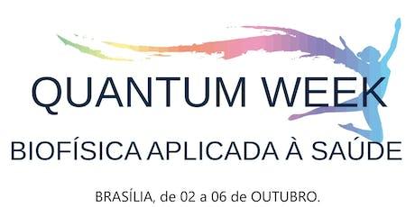 QUANTUM WEEK - 7 EDITION ingressos