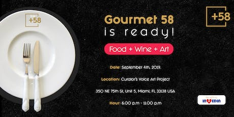 Gourmet 58: Better-for-you tickets
