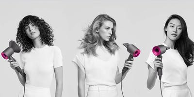 Complimentary Styling with Dyson Haircare