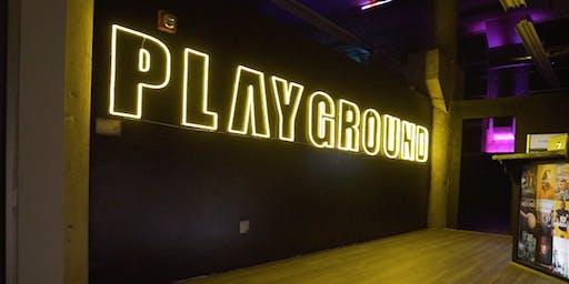 PLAY GROUND X