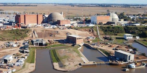 Visita Técnca - Central Nuclear Atucha