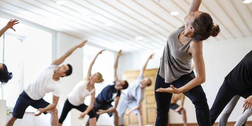 Session de cours - Yoga Hatha Flow