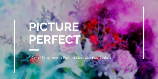 Picture Perfect: A Day of Paint